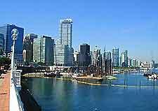 Photo of Vancouver Harbor