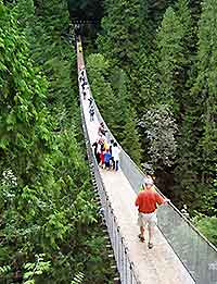 Vancouver attractions nearby vancouver british columbia bc canada capilano suspension bridge publicscrutiny Image collections