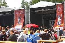 Image of the Ankkarock Festival