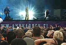 Picture of the Ankka Rock (Ankkarock) fest