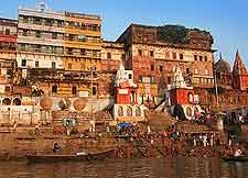 Picture of the Ahilyabai Ghat