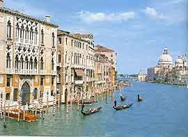 Venice Tourist Attractions