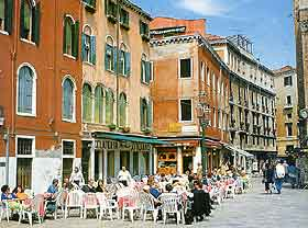 Venice Restaurants and Dining