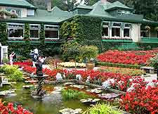 Victoria parks and gardens victoria british columbia bc canada different view of the butchart gardens thecheapjerseys Image collections