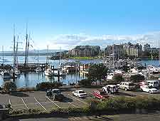 Victoria Landmarks, Monuments, Historic Sites: Landmarks in ...