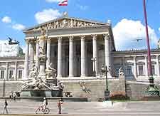 Parlament picture (Austrian Parliament Building)