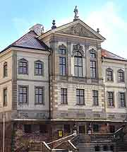 Picture of the city's Chopin Museum