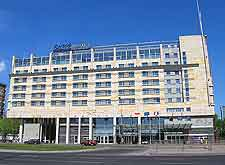 Warsaw Airport (WAW) Hotels: Photo showing the Kyriad Prestige Hotel