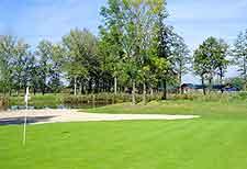 Photo of golf club in nearby Lodz