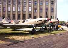 View of the Polish Military Museum (Muzeum Wojska Polskiego)