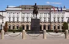 Warsaw Presidential Palace (Palac Prezydencki) picture