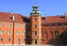 Warsaw Royal Castle (Zamek Krolewski) photograph