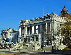 Landmarks and Monuments: Washington, District of Columbia - DC, USA