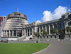 Wellington Information and Tourism