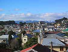Image of central Wellington