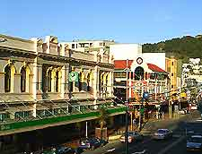 Wellington Shopping