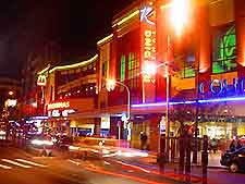 gay venues wellington