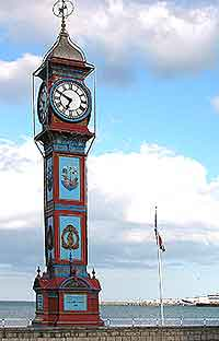 Image of the Jubliee Clock