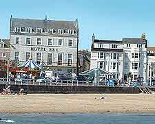 Picture Of Hotels Along The Seafront