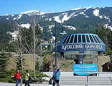 Photo of the Blackcomb Gondola