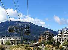Picture of the gondola rides