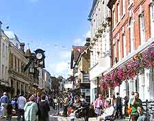Photograph of the High Street