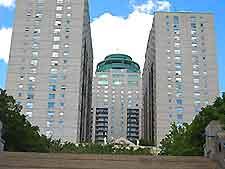 Winnipeg architecture photo