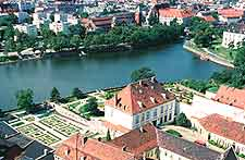 Picture of the Odra River