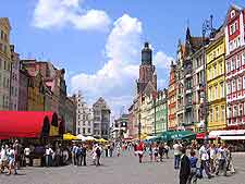 Picture of the Rynek (Old Market Square)