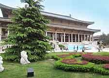 Shaanxi History Museum picture (Shanxi Lishi Bowuguan)