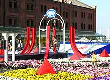 Picture of the seasonal Flower Festival