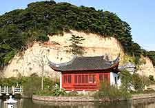 Photo of the Sankei-en Garden in Kannai